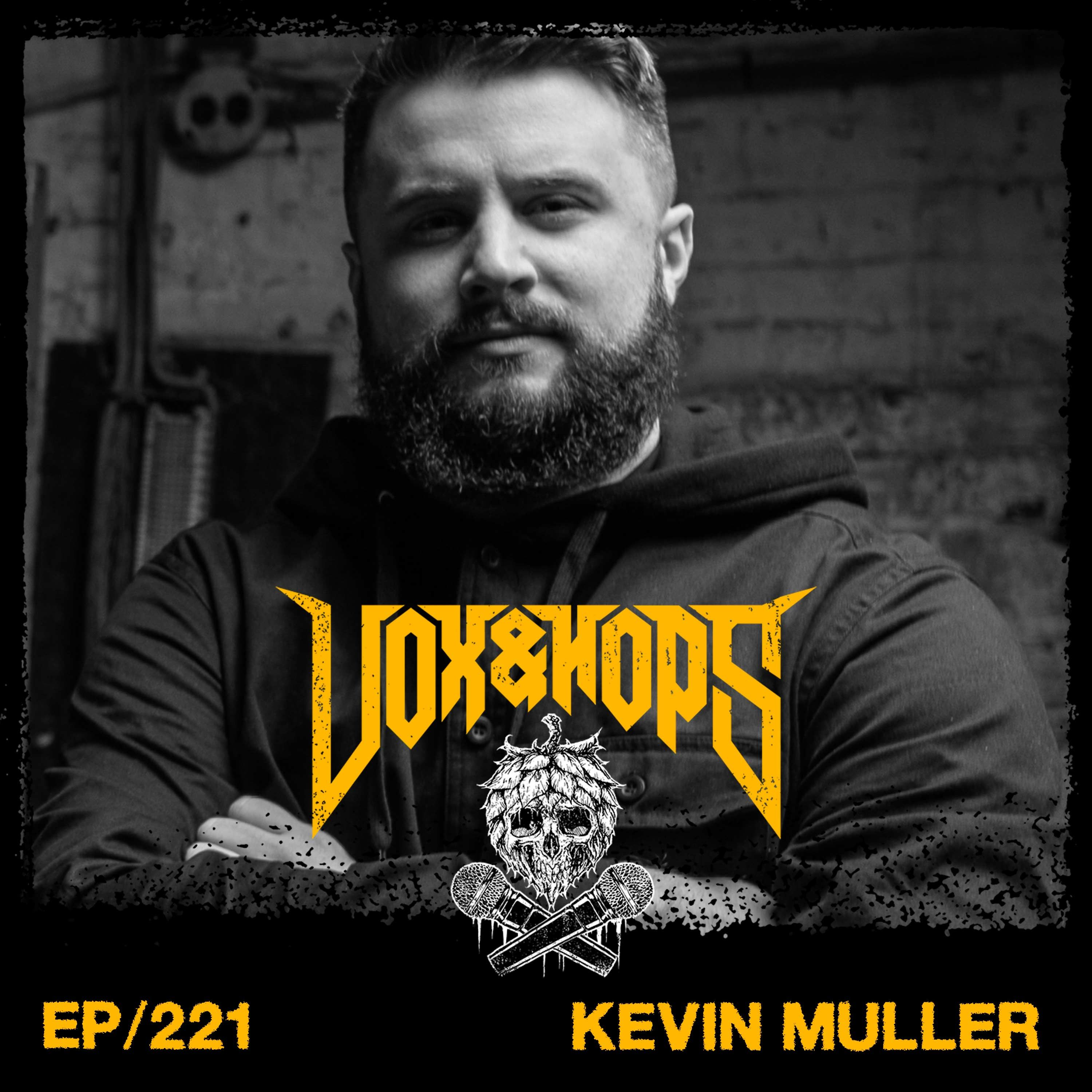 Kevin Muller (The Merciless Concept)