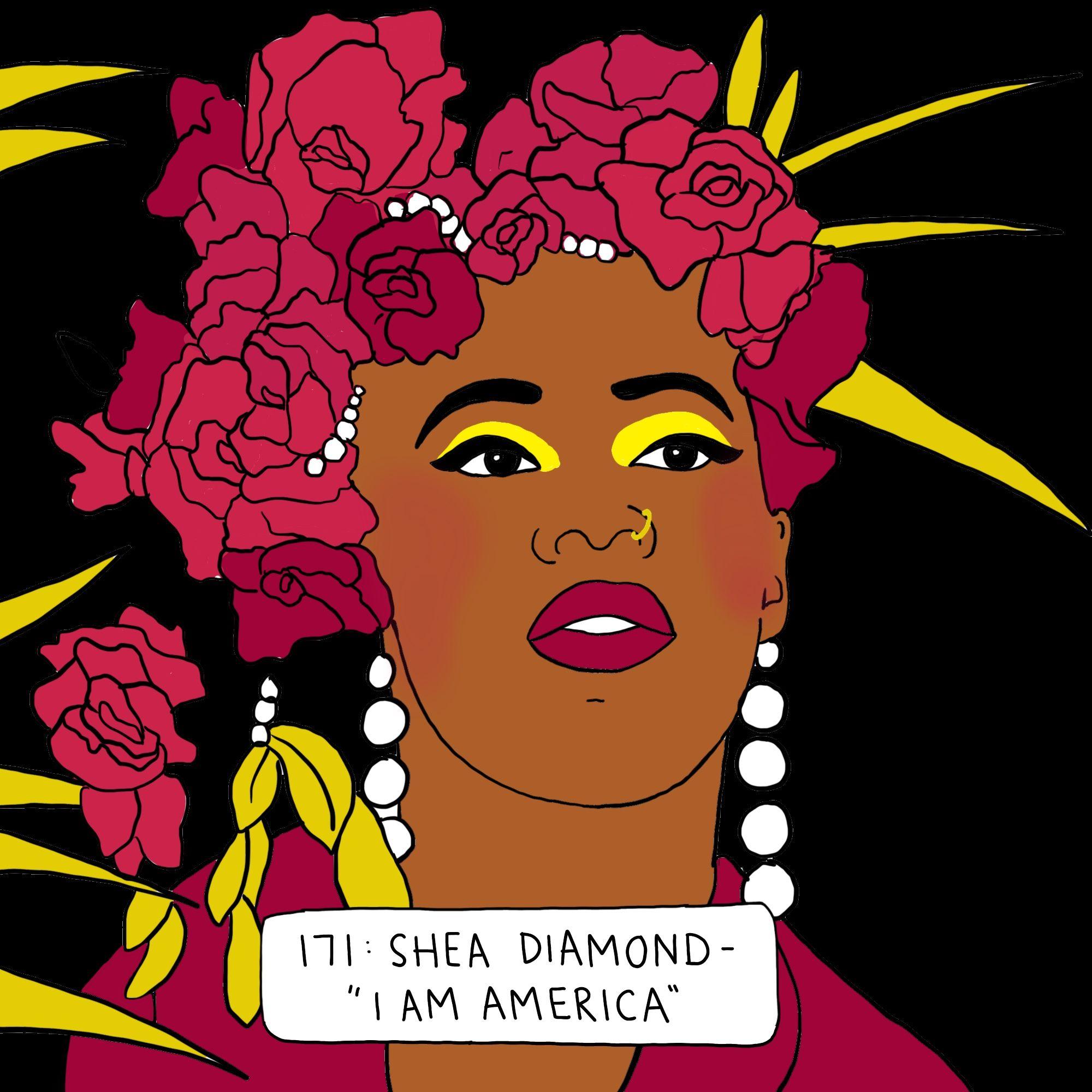 I Am America (w Shea Diamond and Justin Tranter)