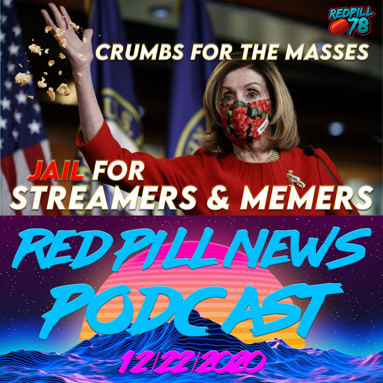 Corona Stimulus Scam, Felonies, Fines & Jail for Streamers & Memers