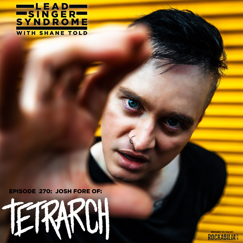 Josh Fore (Tetrarch)