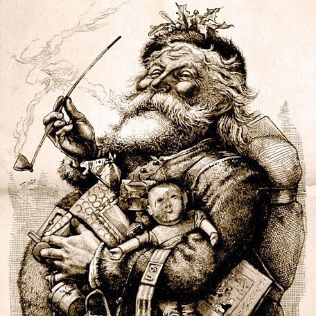 A Very Historically Blind Christmas II: Father Christmas
