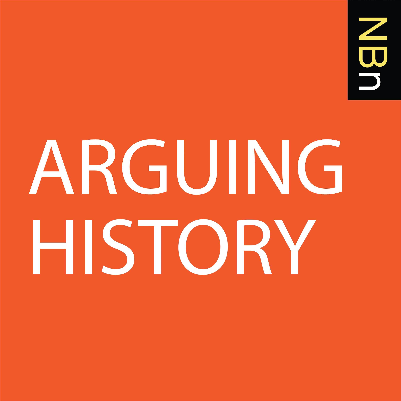 Arguing History podcast tile
