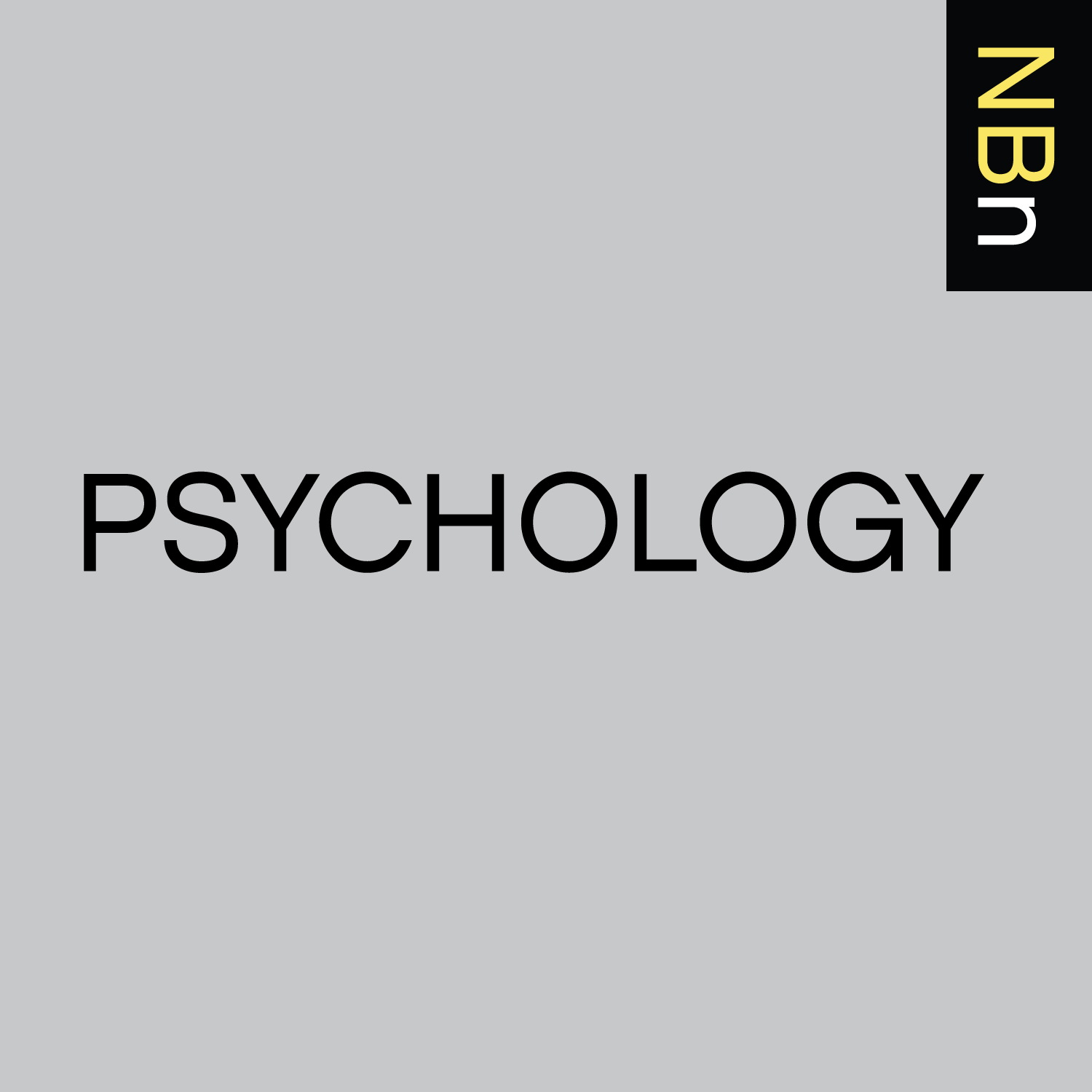 New Books in Psychology podcast tile