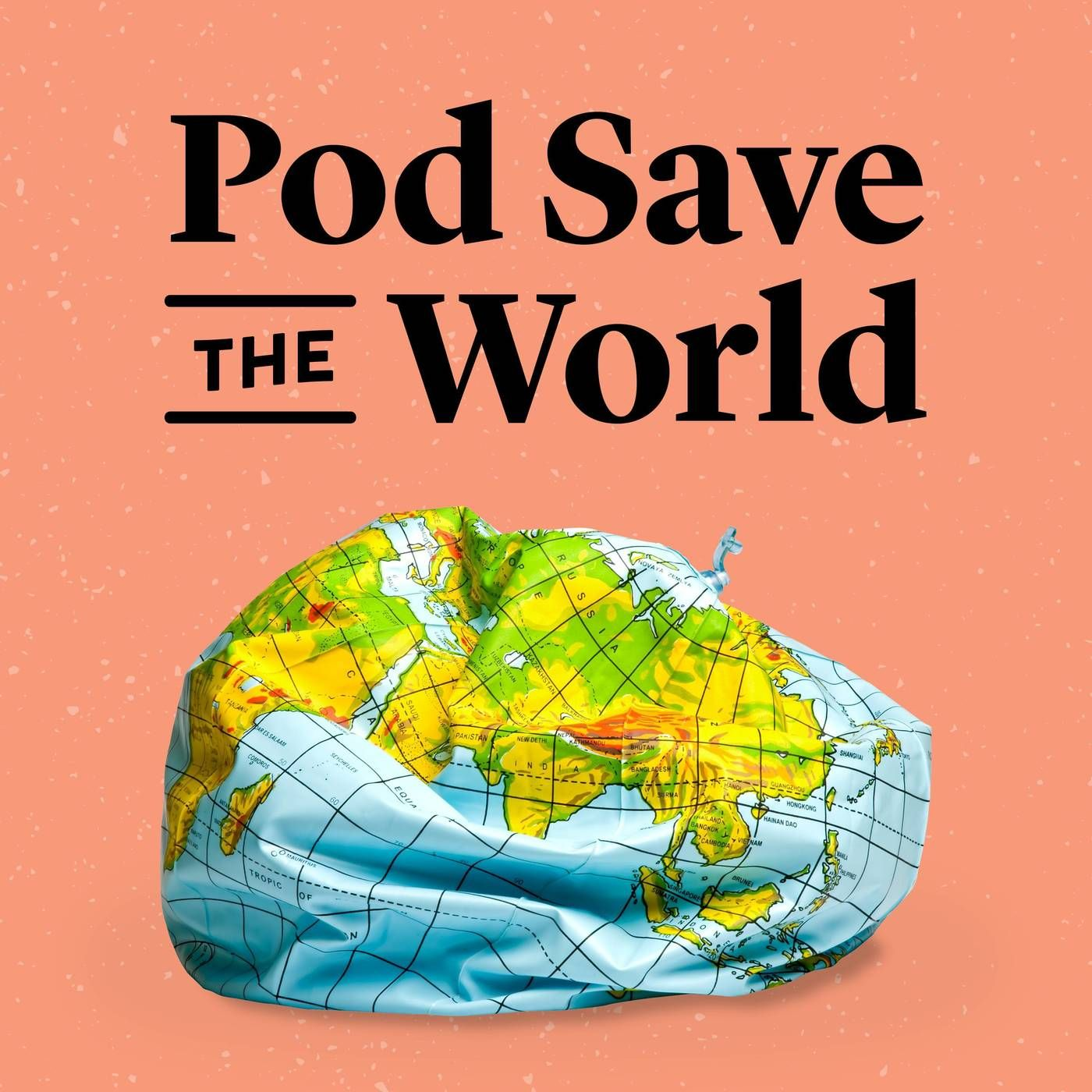 Image of Pod Save the World podcast