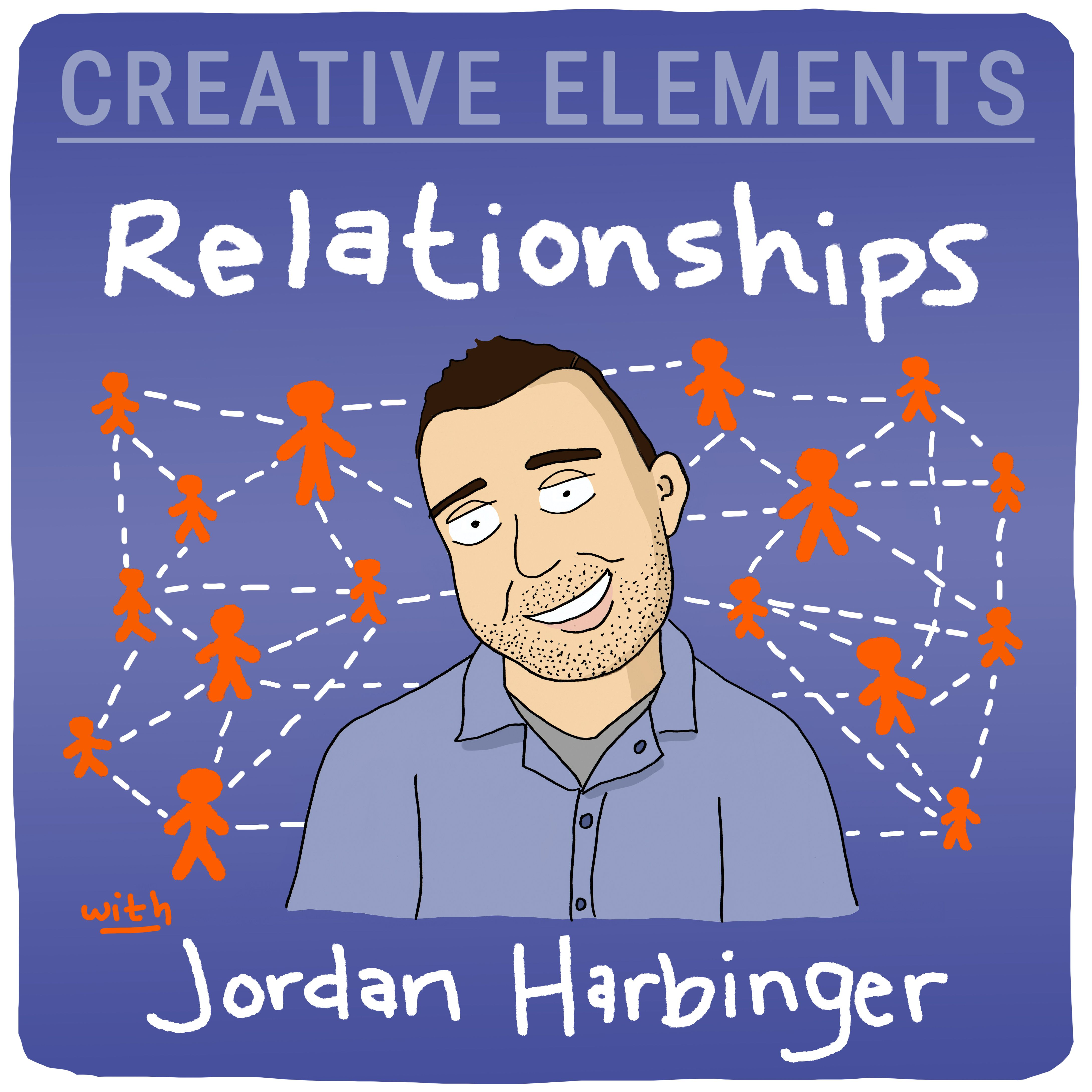 #44: Jordan Harbinger [Relationships]