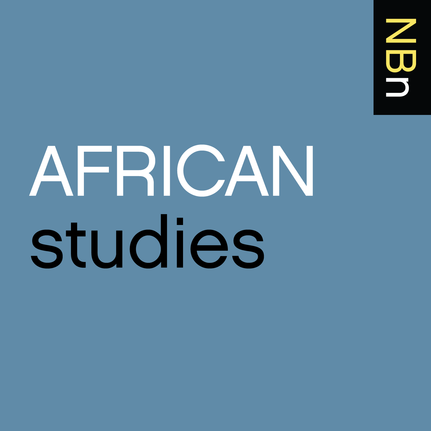 New Books in African Studies podcast tile