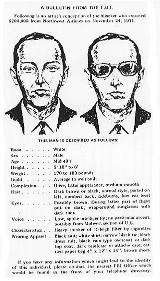 Episode 303: Fly the Friendly Skyjackers Part Two: The Ballad of D.B. Cooper