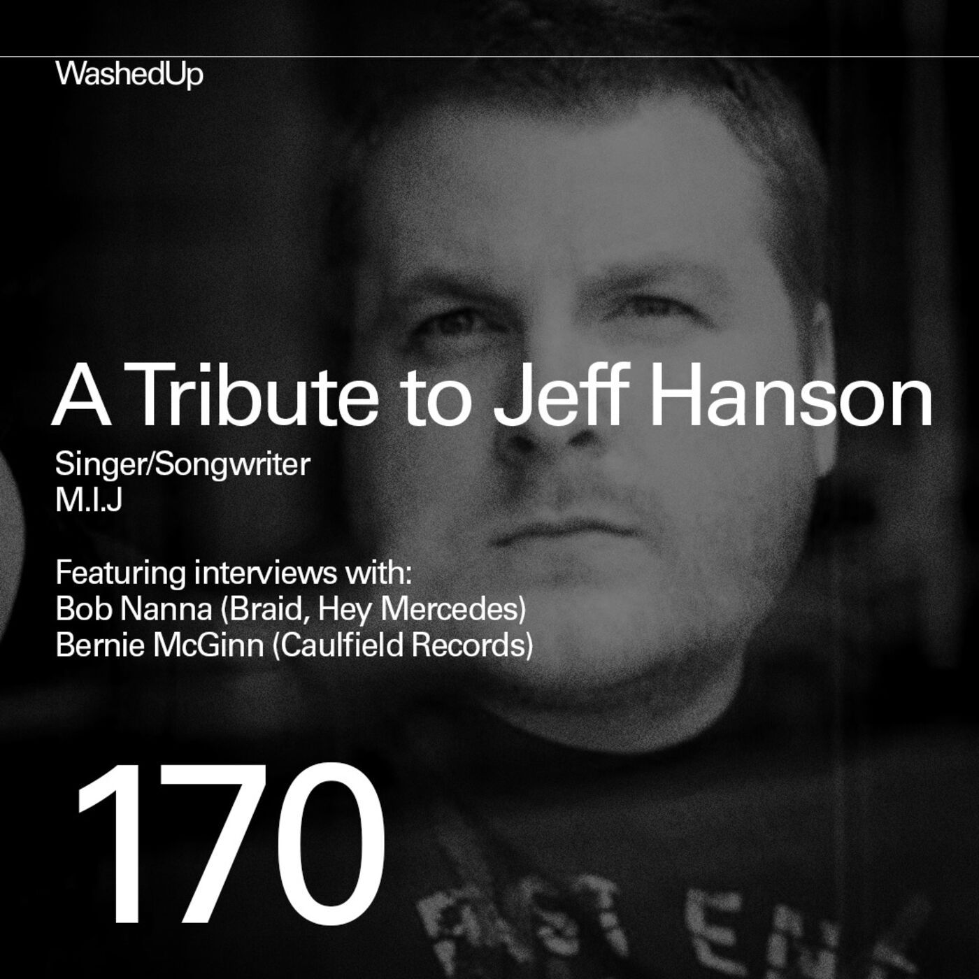 #170 - A Tribute to Jeff Hanson (Singer, Songwriter, M.I.J)