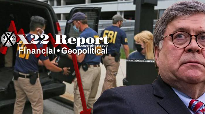 Episode 2241 - The Perfect Storm, Ukraine Activated, We Are Witnessing A FULL PANIC ATTACK