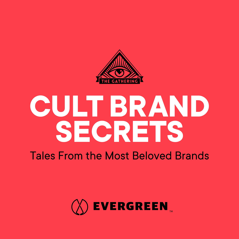 Cult Brand Secrets: Premium podcast tile