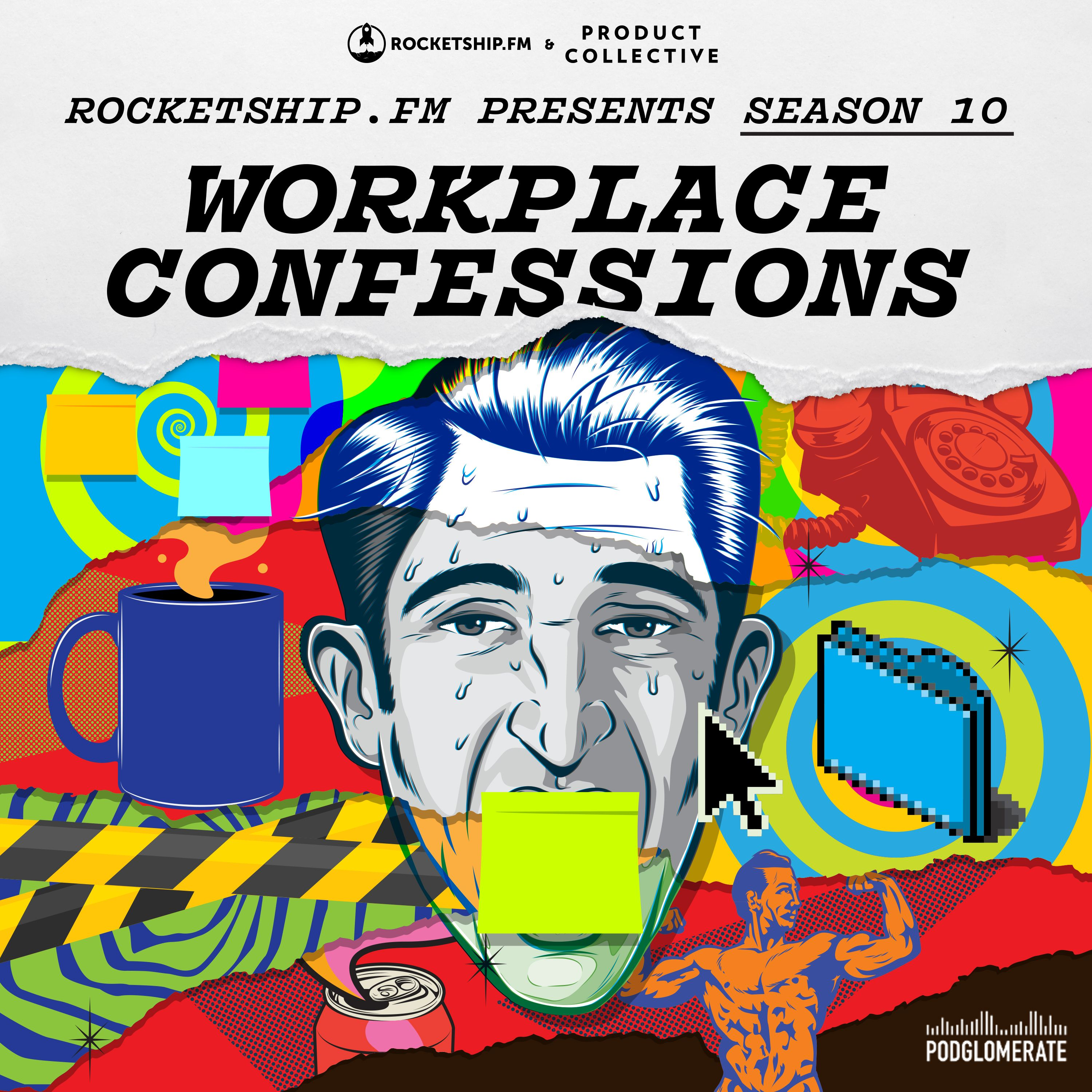 """Workplace Confessionals: """"Should I stay or should I go?"""" & """"The secret sauce"""" with Matthew  Zachary"""