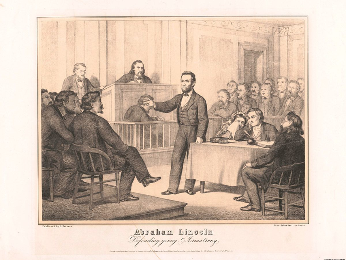 Lincoln the Lawyer: Abraham Lincoln's Early Life and Career