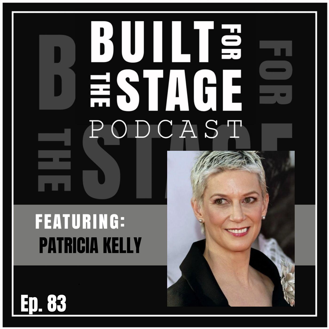 #83 - Patricia Kelly - GENE KELLY LEGACY SHOW