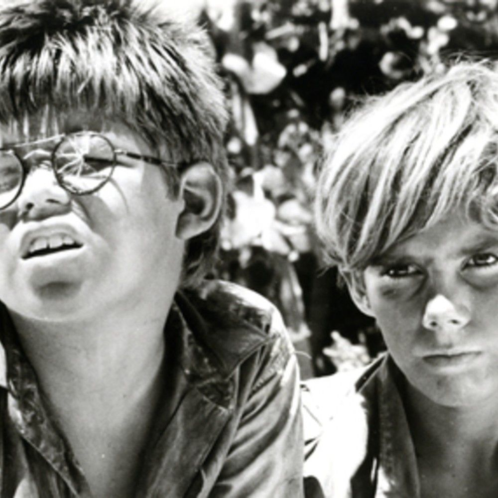 #240: Boys Will Be Boys, Pt. 1 — Lord of the Flies (1963)