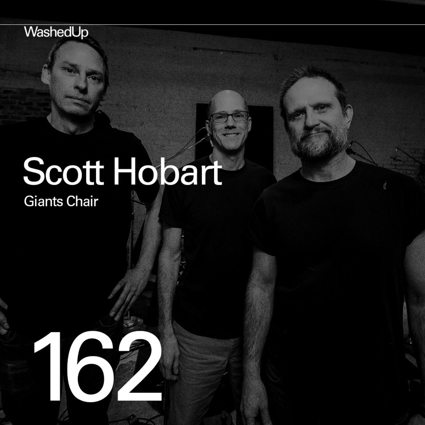 #162 - Scott Hobart (Giants Chair)