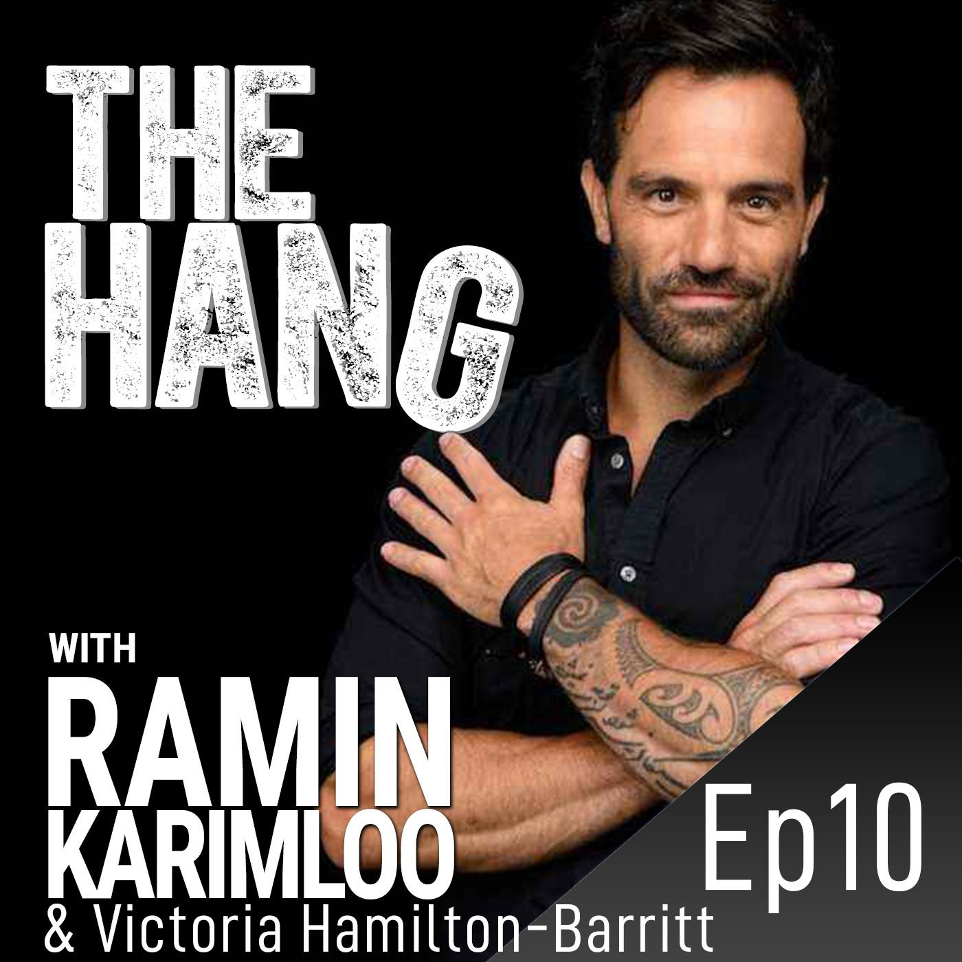 #10 - Hanging With Victoria Hamilton-Barritt