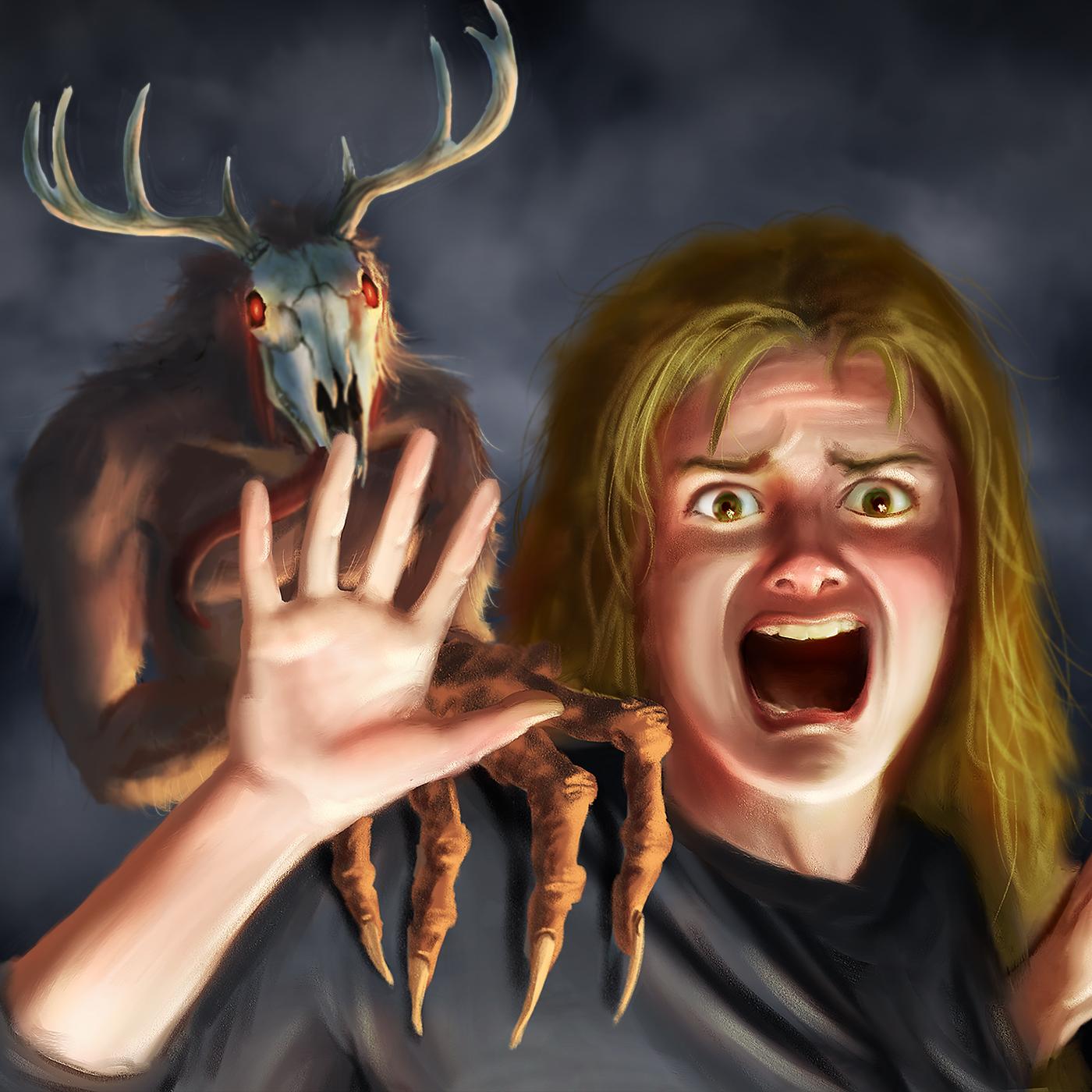 Episode 18: Curse of the Wendigo - Dark World Ep.2