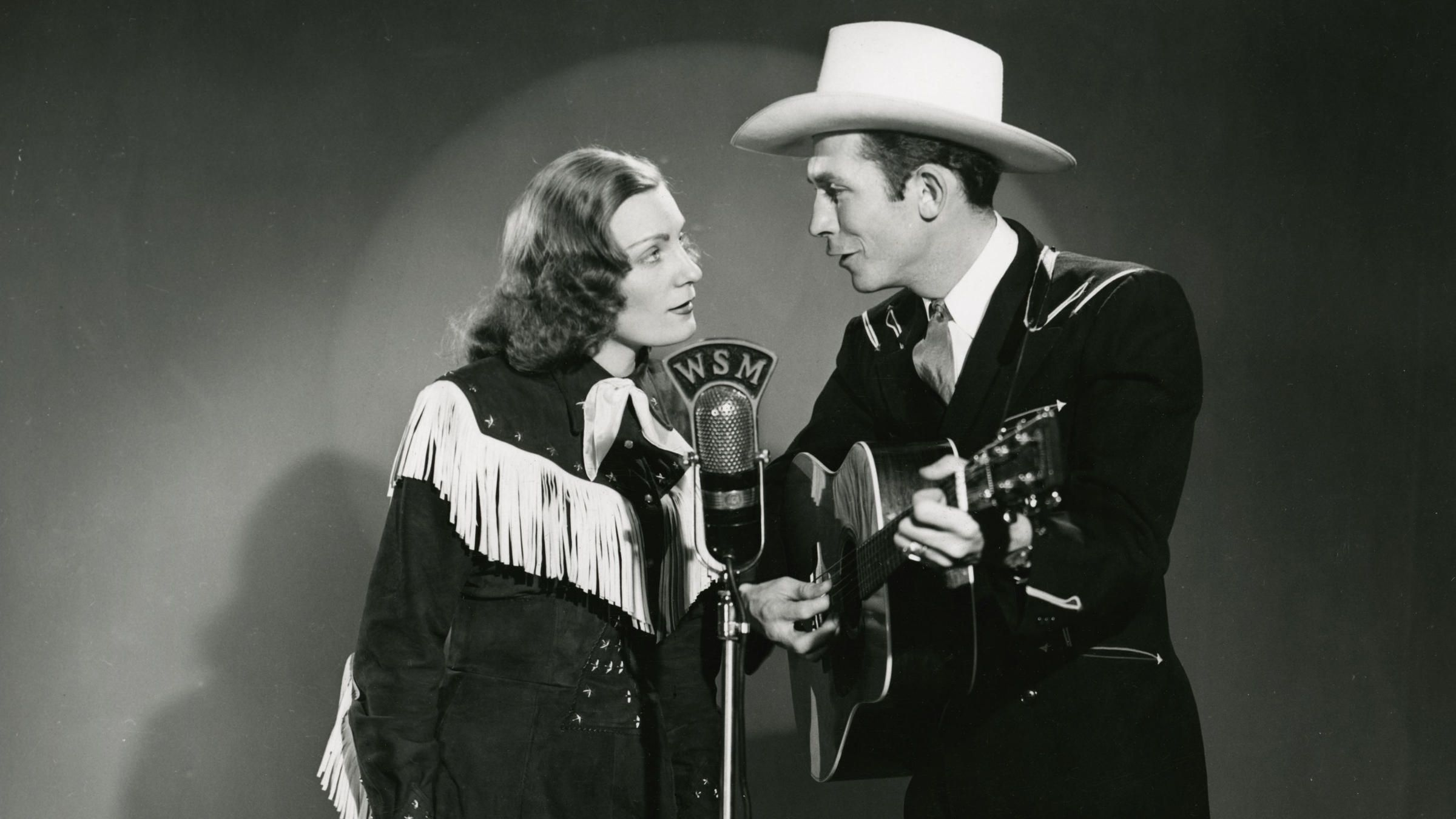 Audrey and Hank Williams - Muses | Lyssna här | Poddtoppen.se