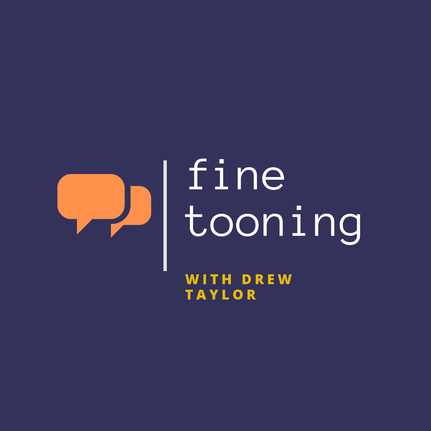 "Fine Tooning with Drew Taylor - Episode 101:  The wonders of ""Wolfwalkers"""