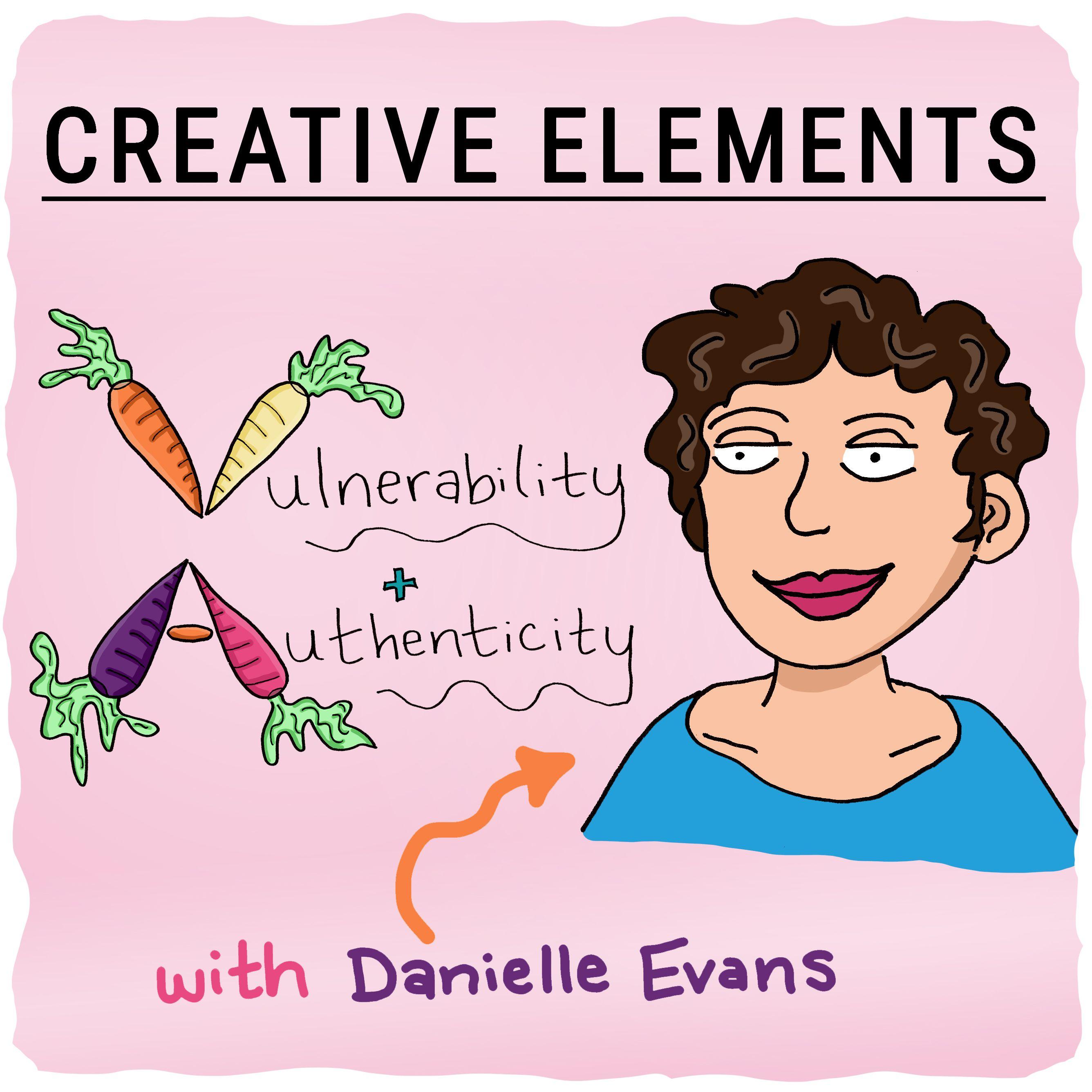 #3: Danielle Evans [Authenticity + Vulnerability]