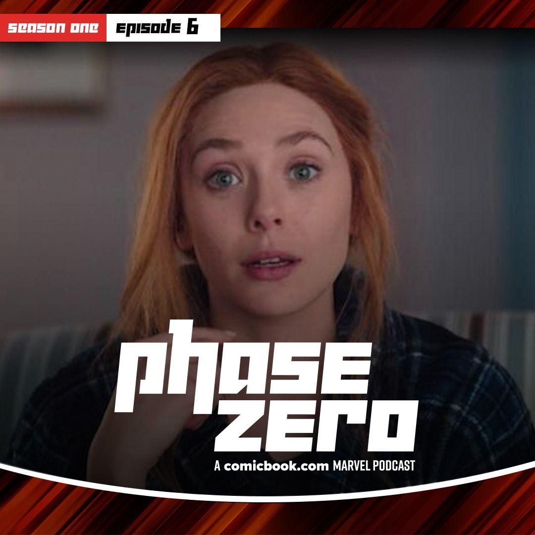 Episode #6: WandaVision's Episode 7, Marvel's Netflix Characters, New Show