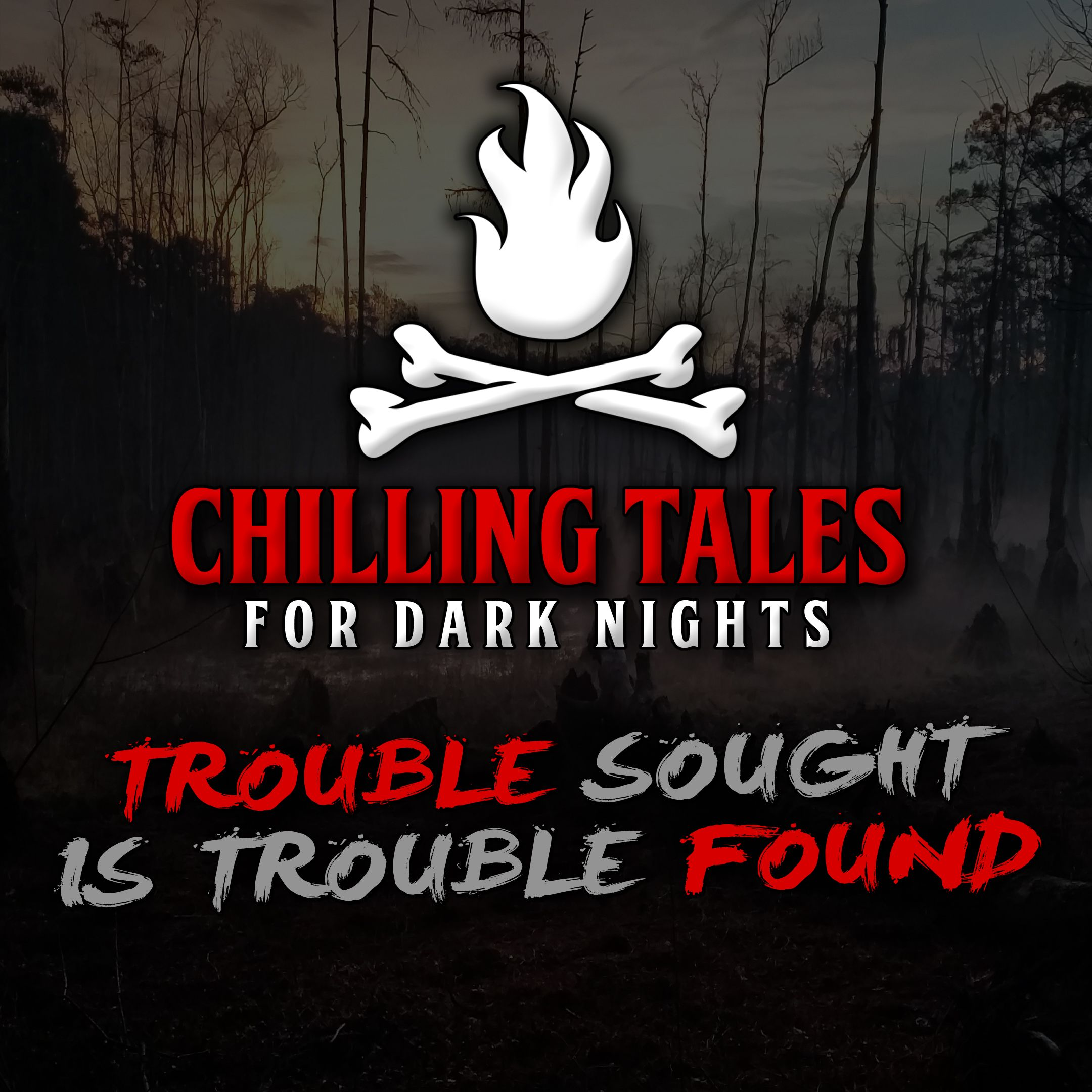 34: Trouble Sought is Trouble Found – Chilling Tales for Dark Nights