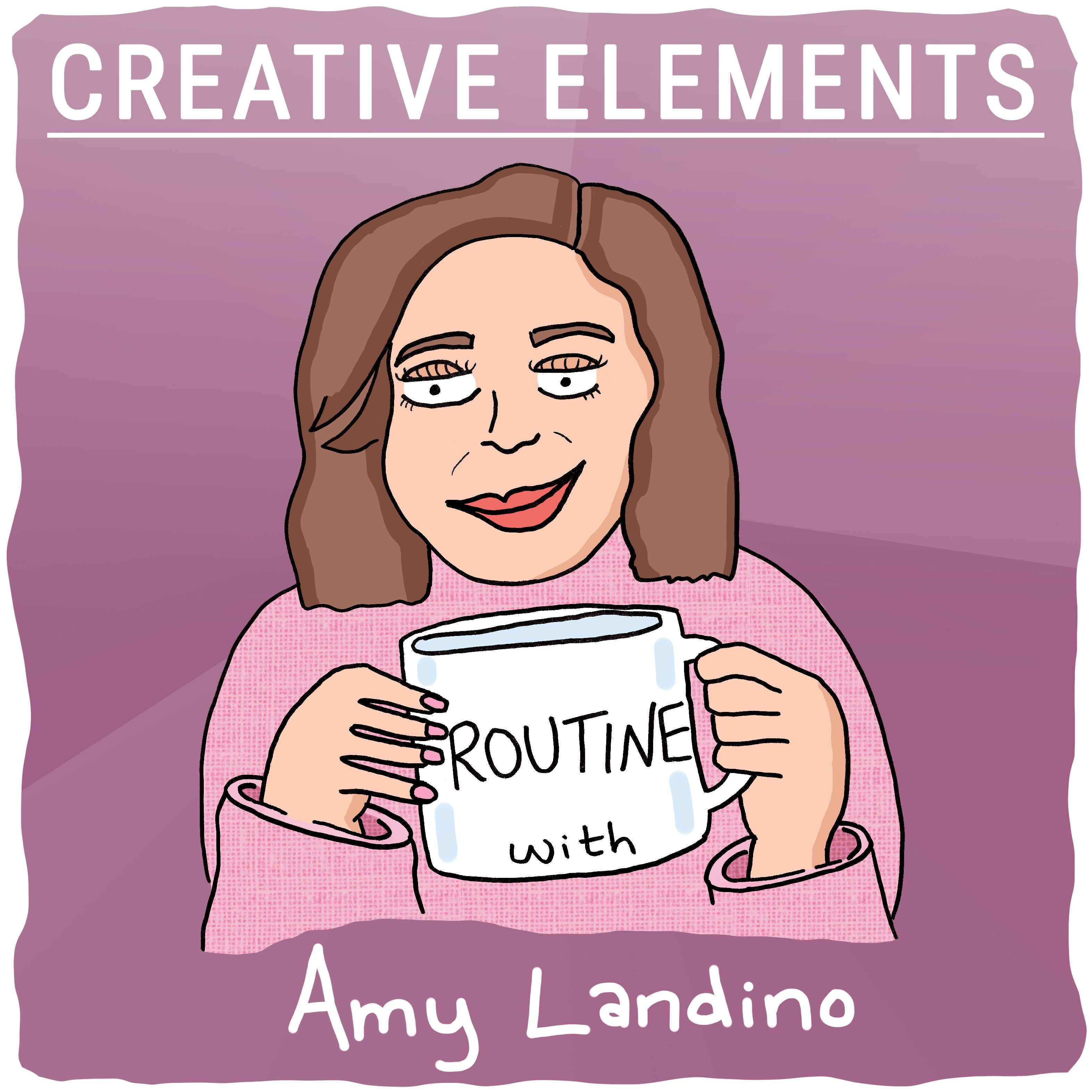 [REPLAY] #10: Amy Landino [Routine]