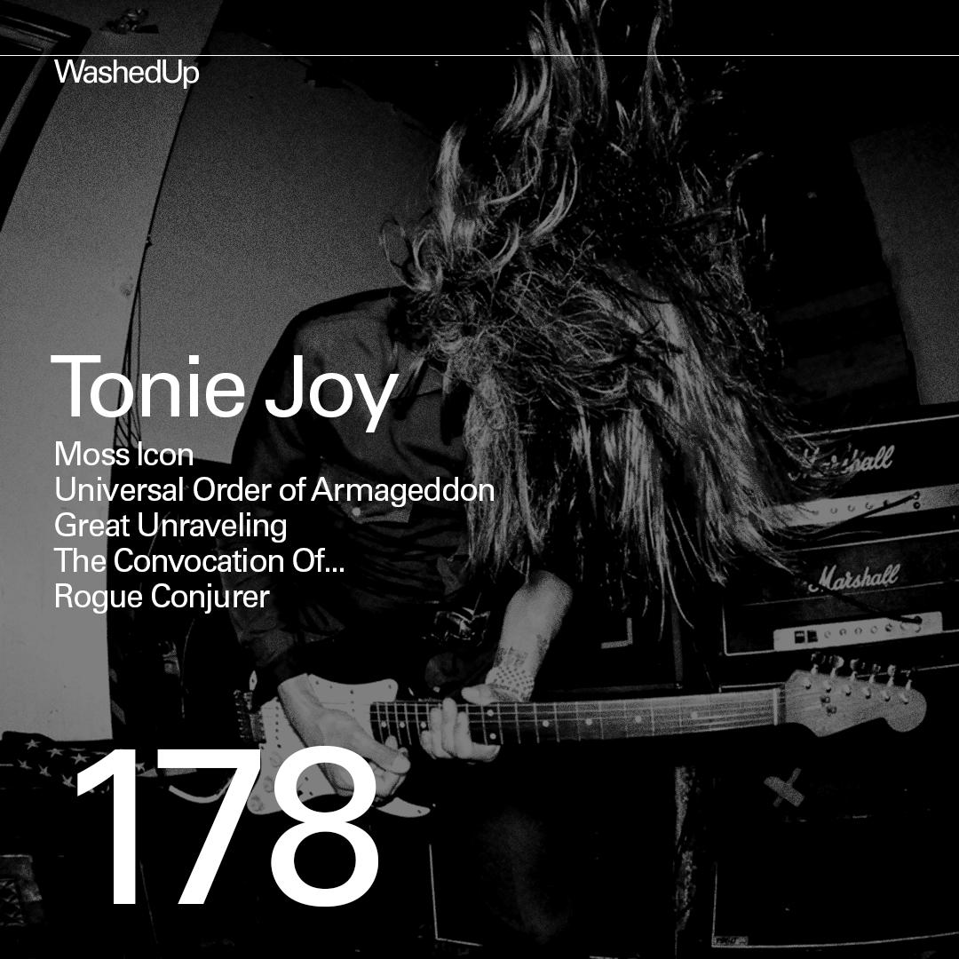 #178 - Tonie Joy (Moss Icon)