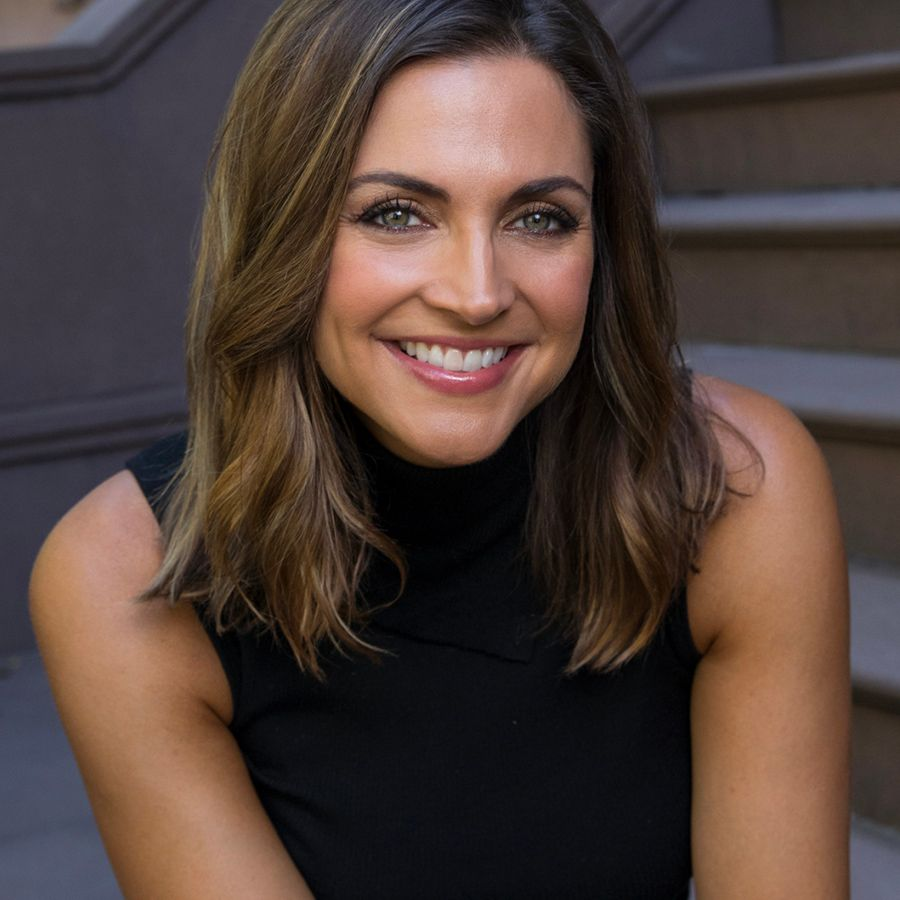 #11 Paula Faris: The Emmy-Nominated Journalist on Fear, Faith, and Finding Your Calling