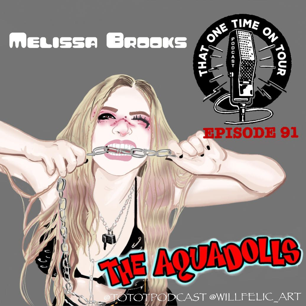 Melissa Brooks (The Aquadolls)