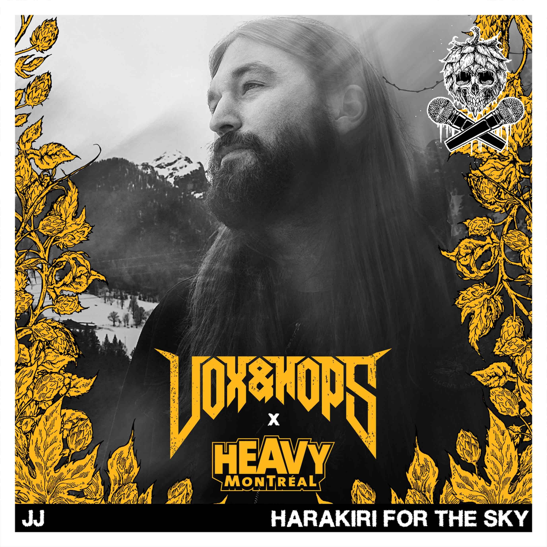 Post-Rock & Black Metal with JJ of Harakiri for the Sky