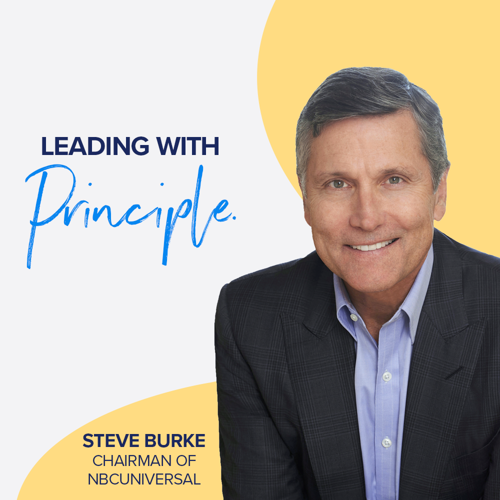 Leading with Principle - NBCUniversal Chairman, Steve Burke