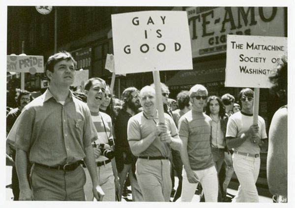 Out of the Closet: The LGBTQ Community in American History