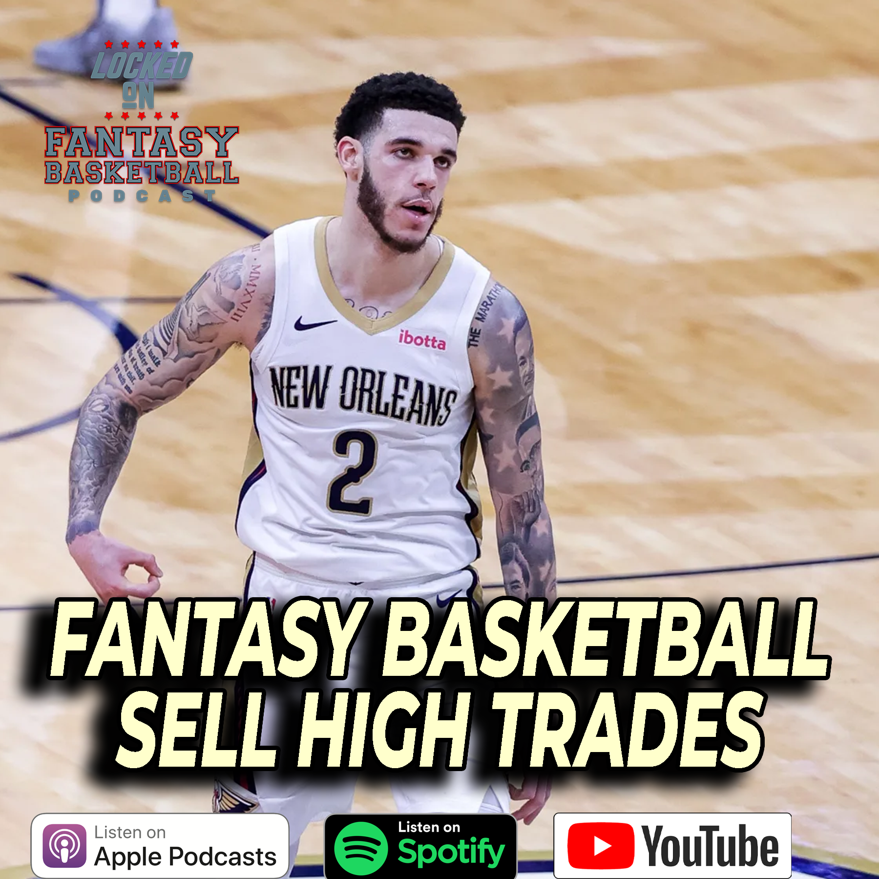 NBA Fantasy Basketball | Sell High Trade Targets | Lonzo Ball Is Overperforming