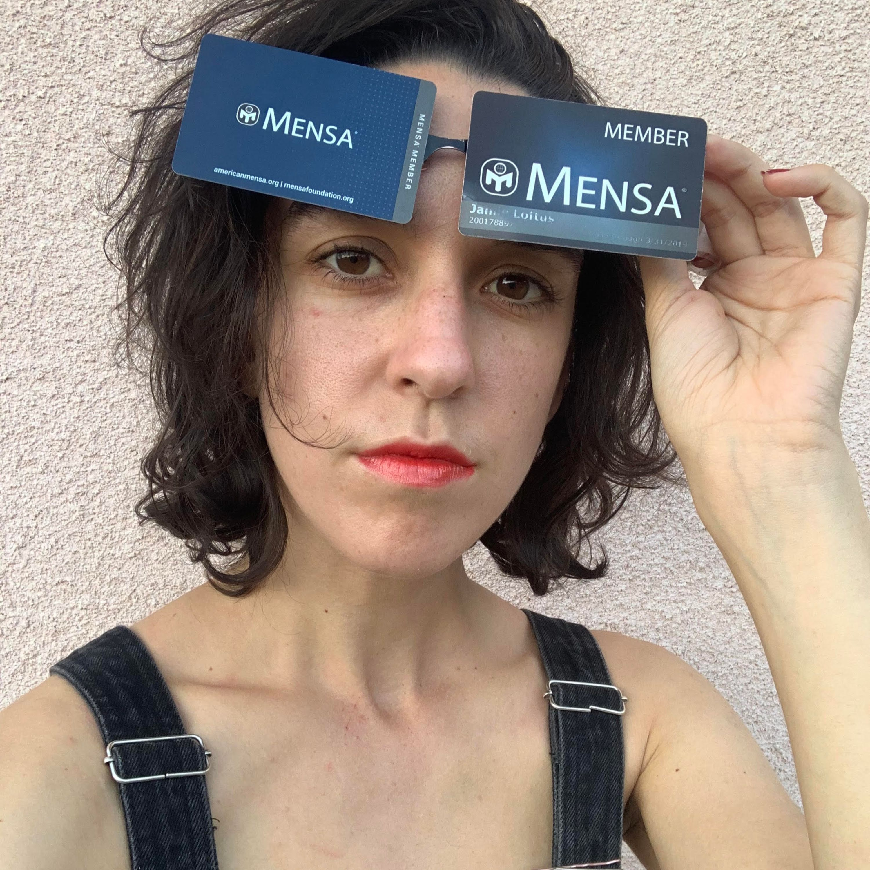 My Year in Mensa