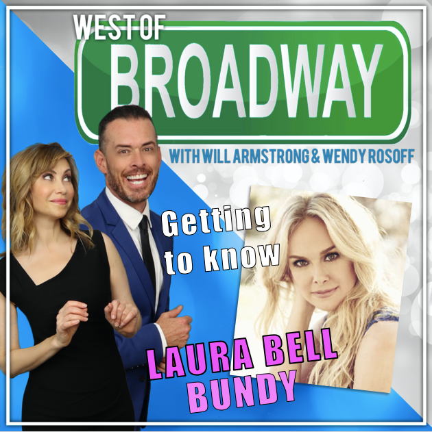 Getting to know Laura Bell Bundy