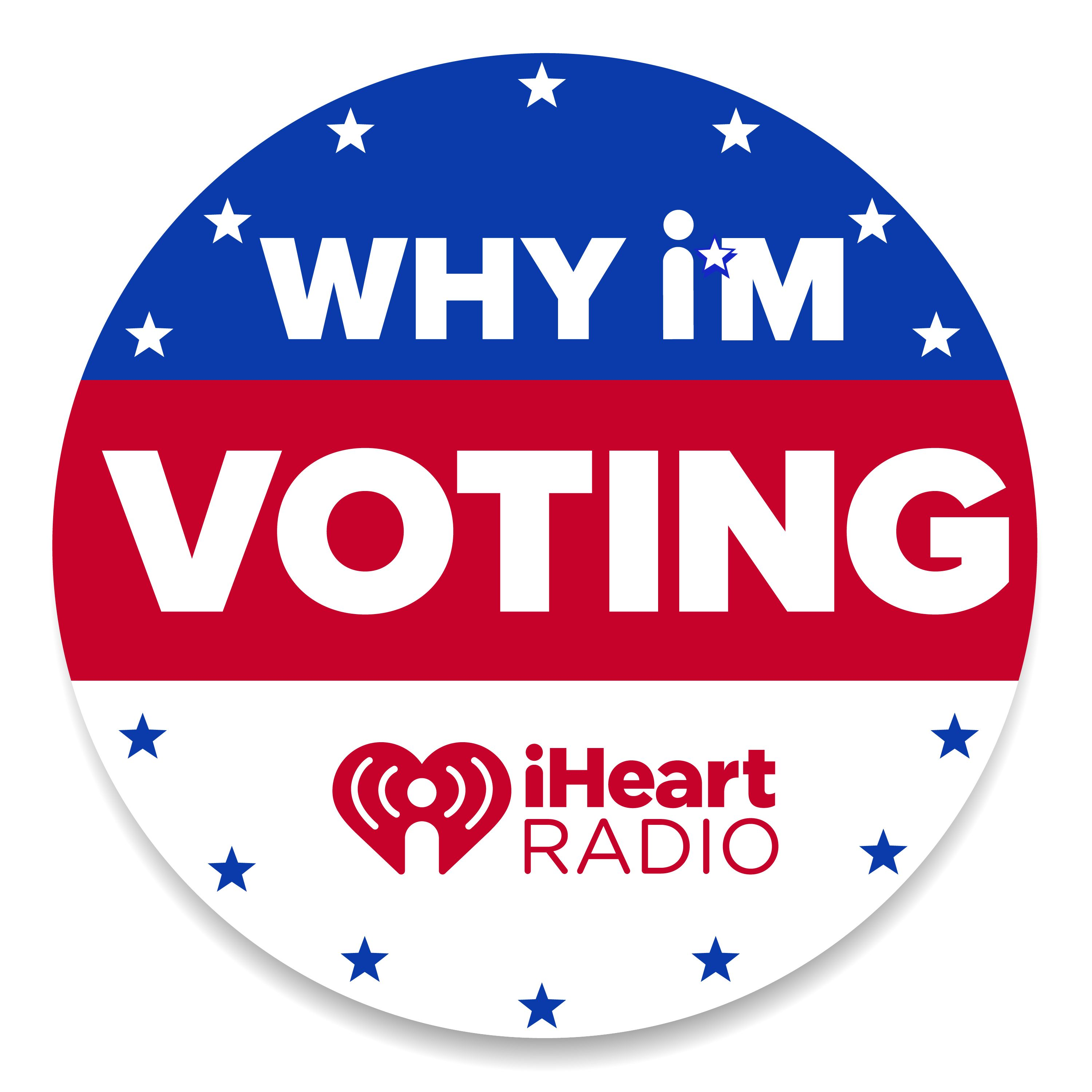 Chuck Bryant On The Why I'm Voting Podcast