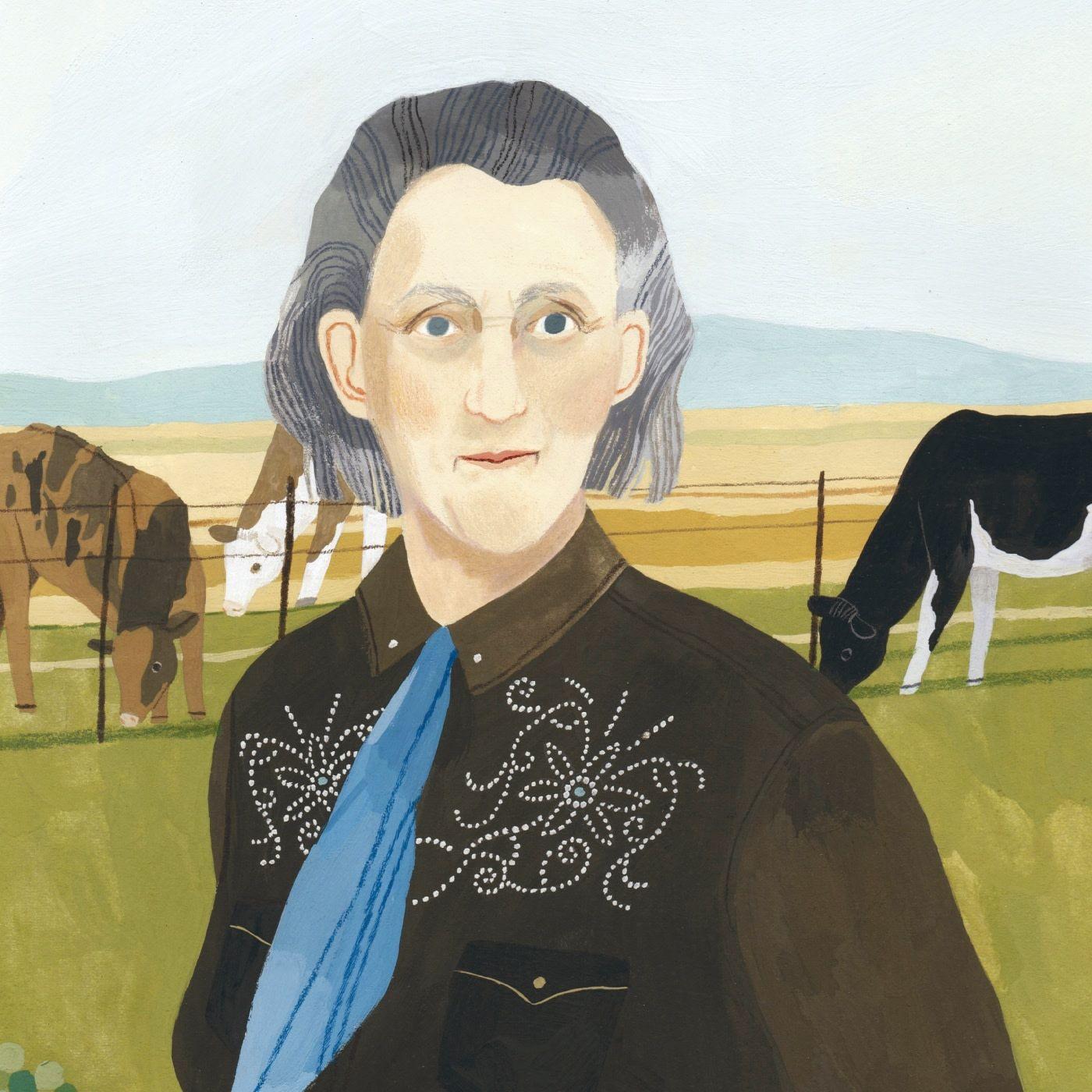 Temple Grandin read by Kat Taylor