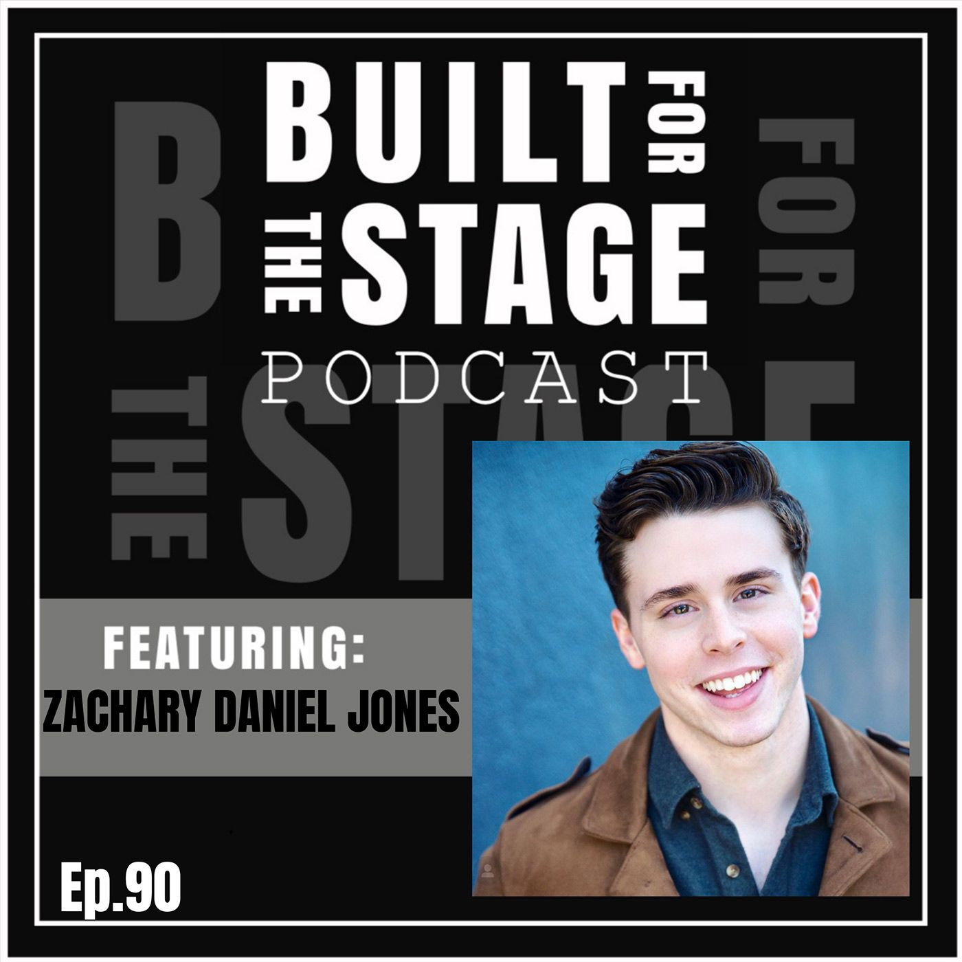 #90 - Zachary Daniel Jones - BEETLEJUICE