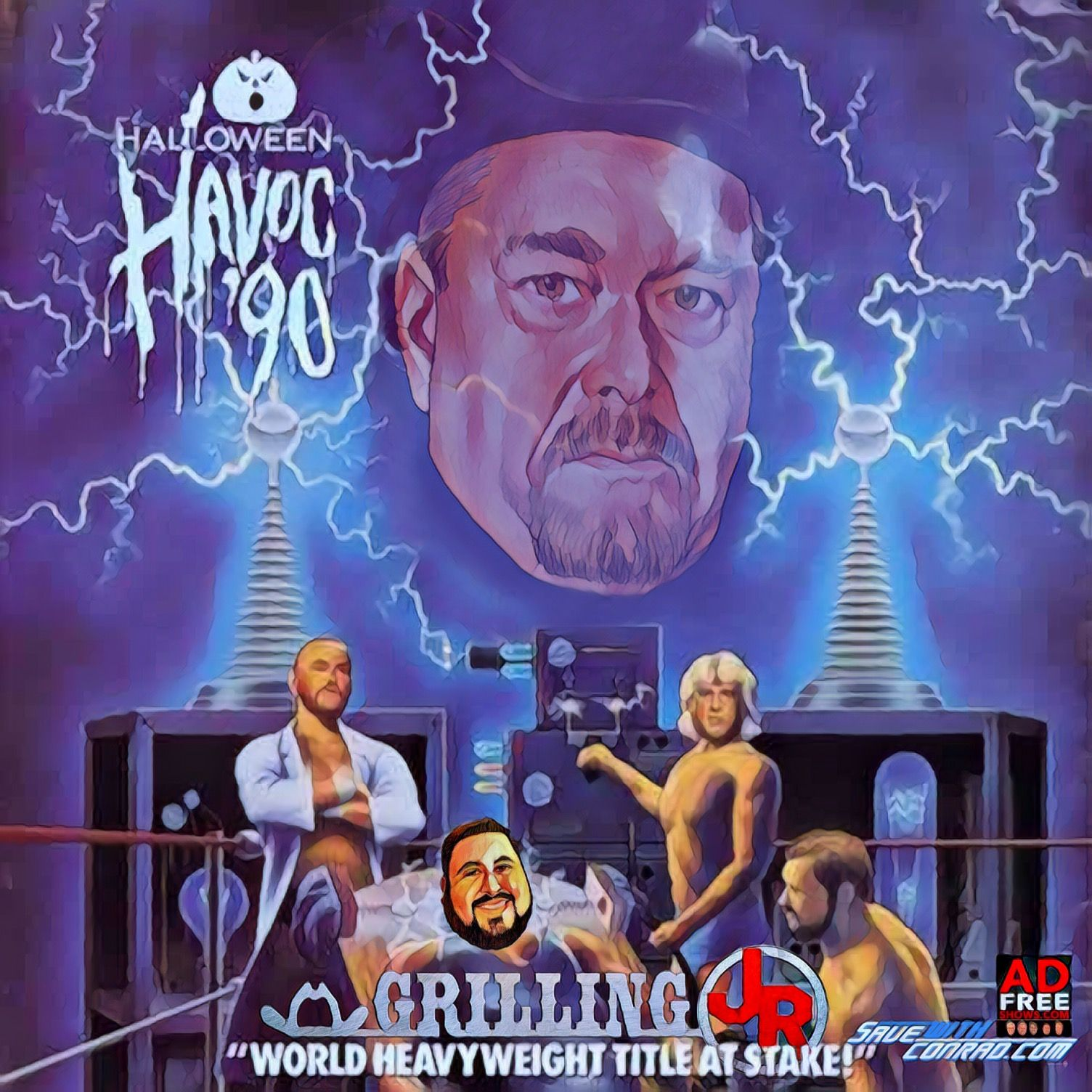 Episode 79: Halloween Havoc 1990