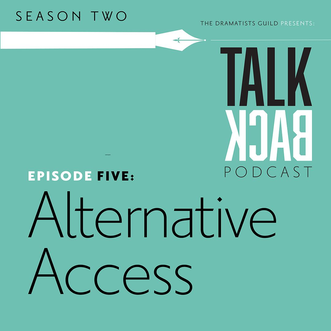 S2 #5 Nikkole and Bianca talk about Alternate Access