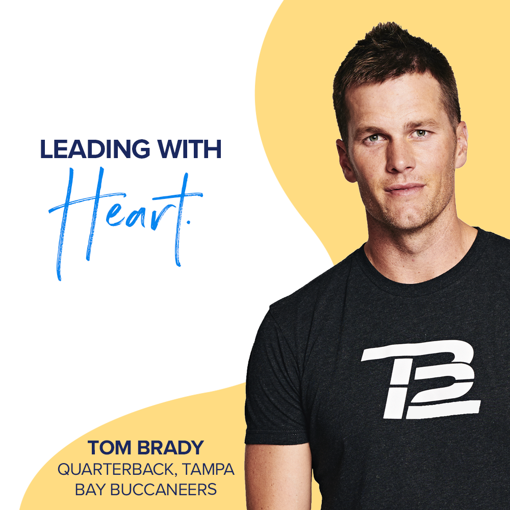 Part 1: Leading with Heart - Tom Brady, QB, Tampa Bay Buccaneers