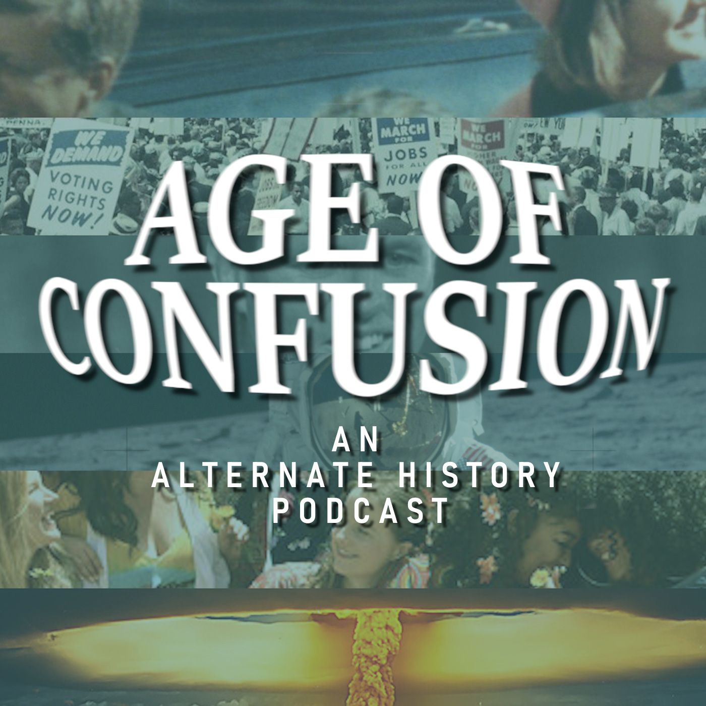 Bonus: Trailer for Age of Confusion Podcast