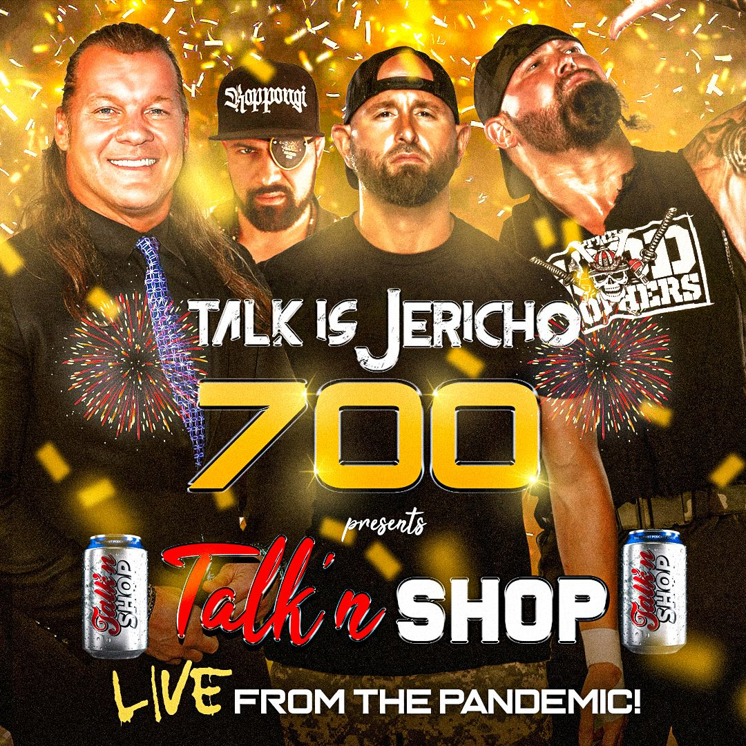 TIJ 700 Presents TalkNShop Reunion - Live From The Pandemic!