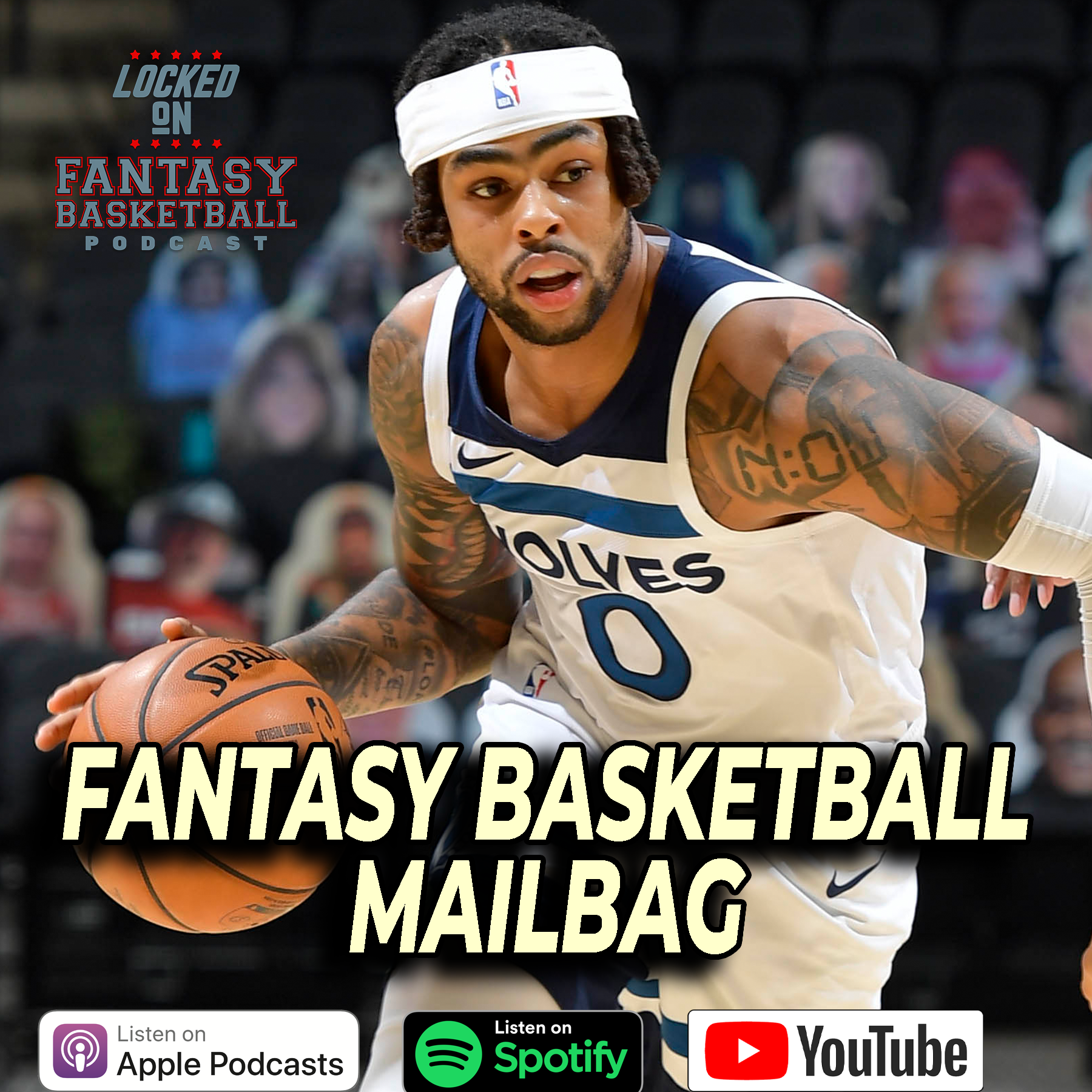 NBA Fantasy Basketball Mailbag | Questions Asked, Questions Answered