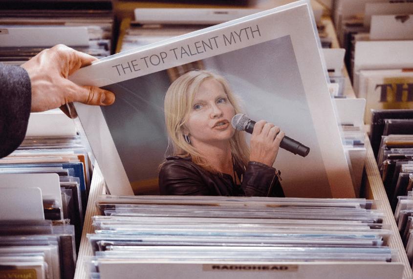 Top Talent Myth w/ Frida Polli
