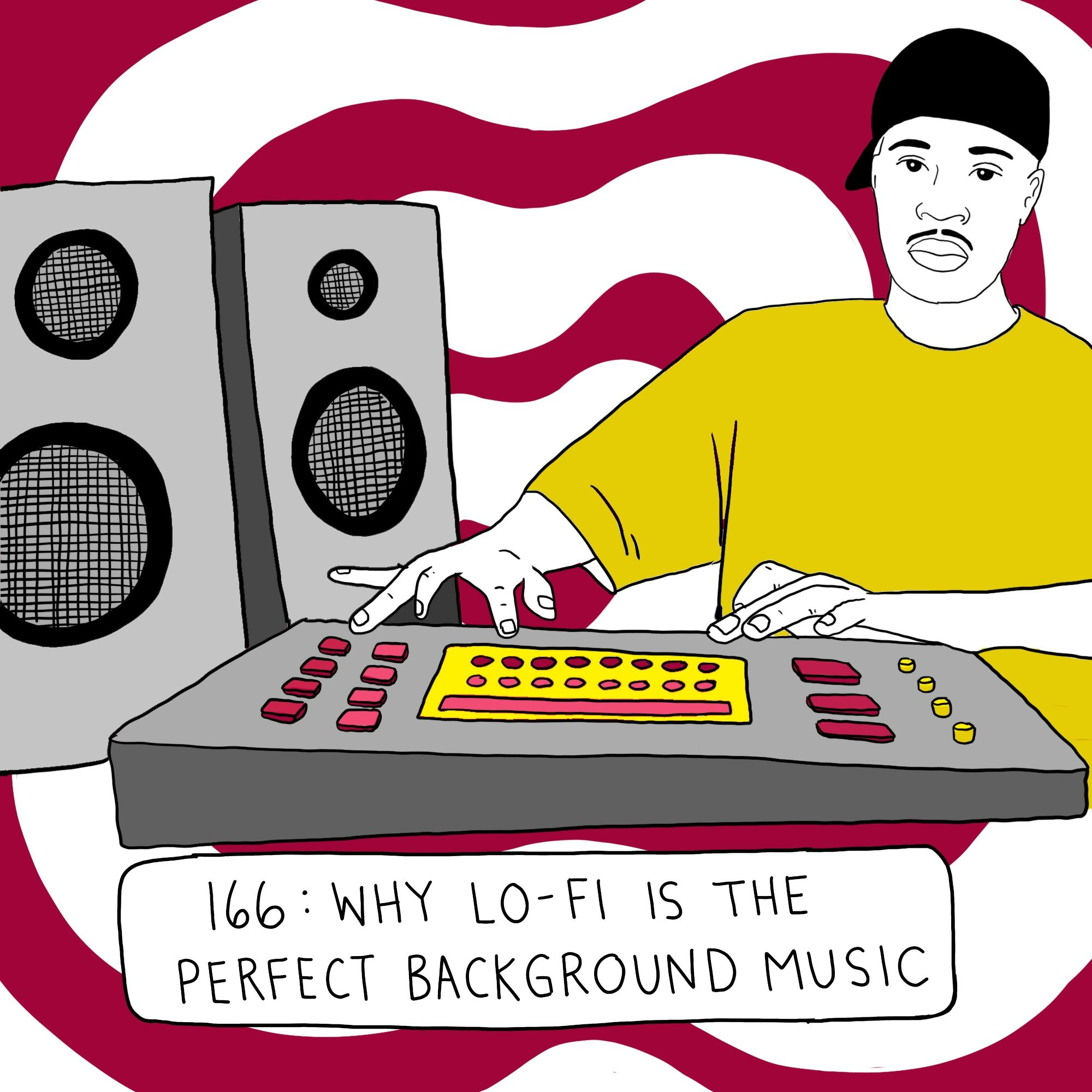 Why lo-fi is the perfect background music