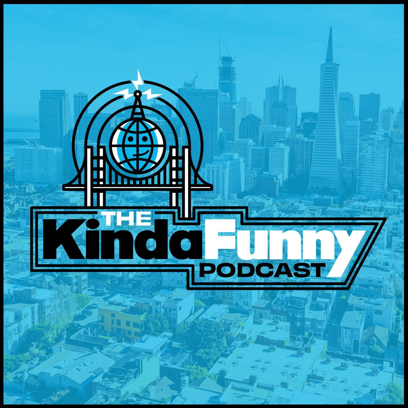 The Kinda Funny Podcast podcast show image