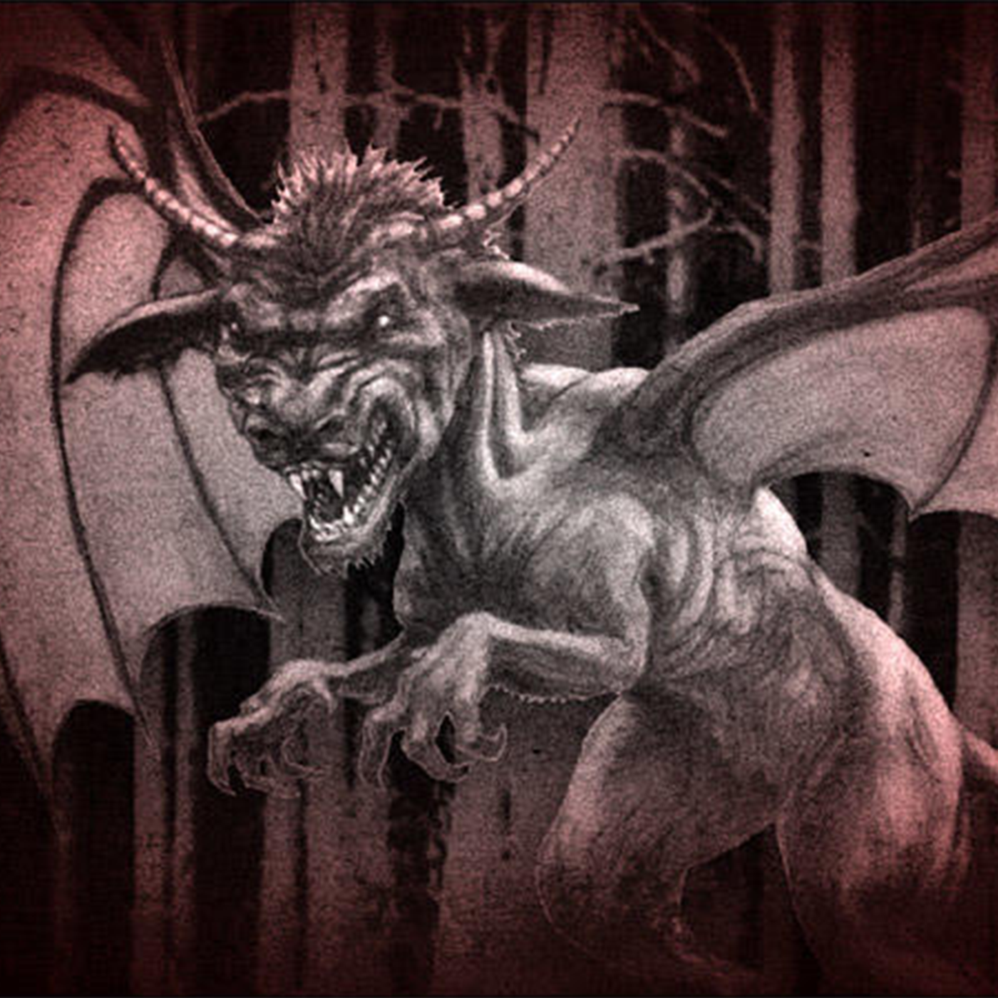 Episode 12: The Jersey Devil - The History Behind New Jersey's Most Famous Cryptid