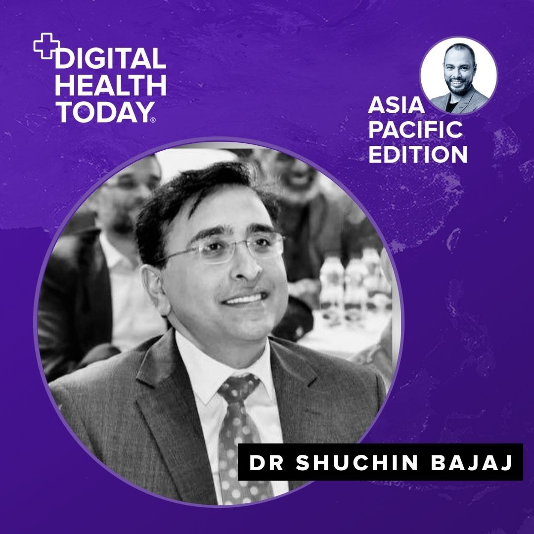 Ep10: On a Mission to Provide Better Care for Rural India with Shuchin Bajaj